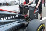 F1 | メカUPDATE:マクラーレンの高速仕様パッケージ