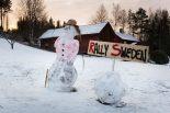ここ数年、雪不足に悩まされたラリー・スウェーデンだが、2018年大会は「ほぼ完璧なコンディション」で開催されることに