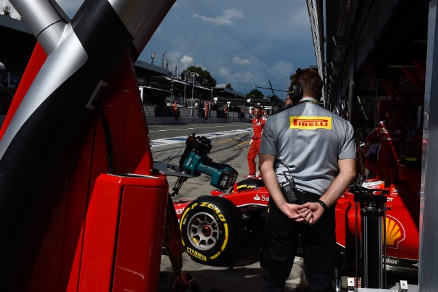 2015年F1第12戦イタリアGP