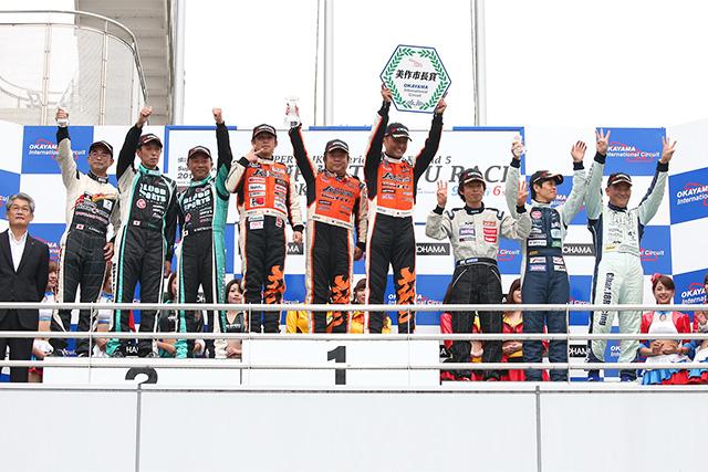 スーパー耐久シリーズ第5戦岡山(5)