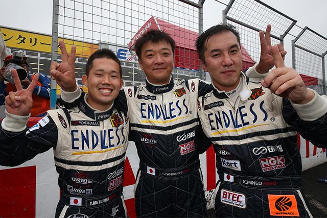 スーパー耐久シリーズ第5戦岡山(2)