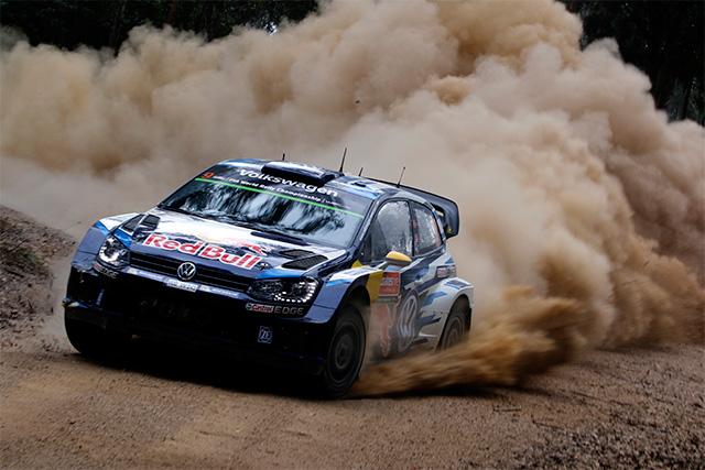 WRC豪州初日:王者阻止を狙うラトバラが逆転(4)