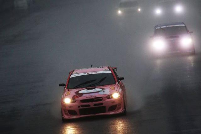 AS Racing4年ぶり表彰台、GRGランサーXで初(3)