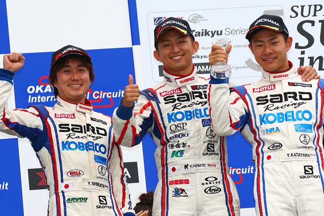 SARD Racing RC350、開幕戦以来の2位表彰台獲得(4)