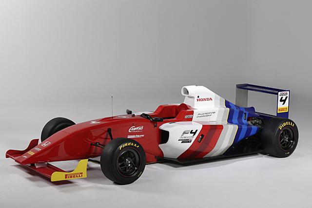 来年開幕のアメリカF4、HPDがエンジンを供給(1)