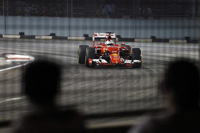 F1第13戦シンガポールGP