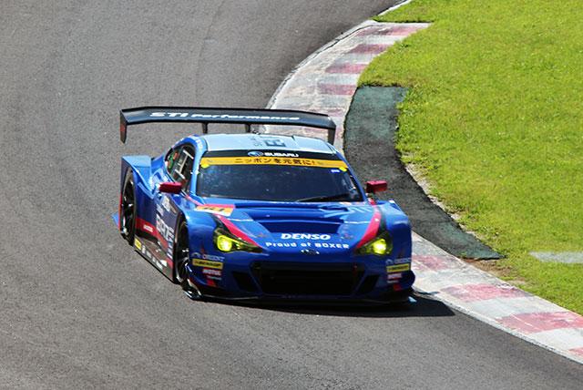 SGT:GT300練習走行は13番手までが1秒以内の接戦(4)