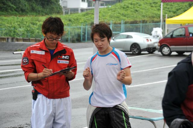 中日本自動車短期大学がS-FJドリームカップに参戦(2)