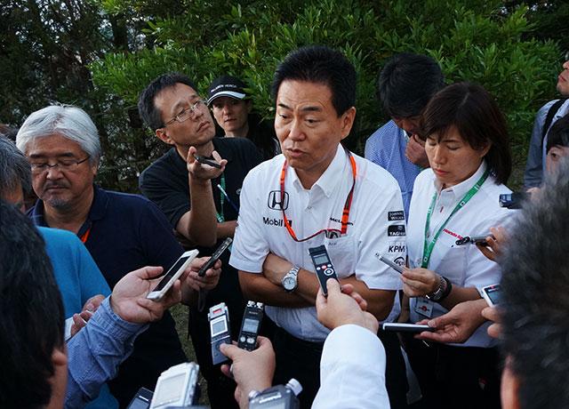 アロンソのGP2発言に、新井氏「当然だと思います」(1)