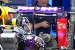 F1 | メカUPDATE:レッドブル、2種類のリヤウイング