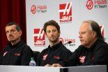 F1 | ハースF1「グロージャンと契約できて驚いた」