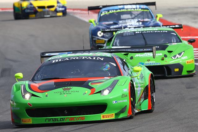 BSS:リナルディのフェラーリがミザノを制圧(1)
