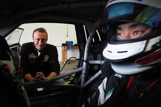 FIA-F4の篠原とコスタがSトロフェオのテストに参加(3)