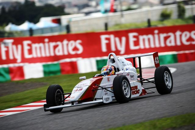 セオドールの岡村建、日本GPのスーパーFJは6位(1)