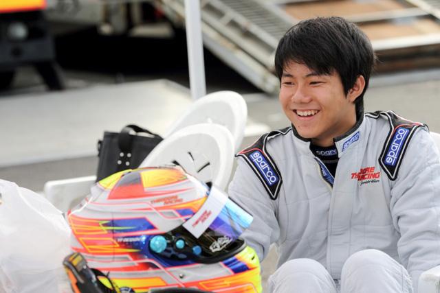 セオドールの岡村建、日本GPのスーパーFJは6位(3)