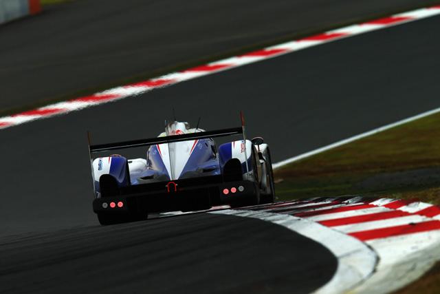トヨタ、ホームレースの富士に「チーム一丸で臨む」(1)