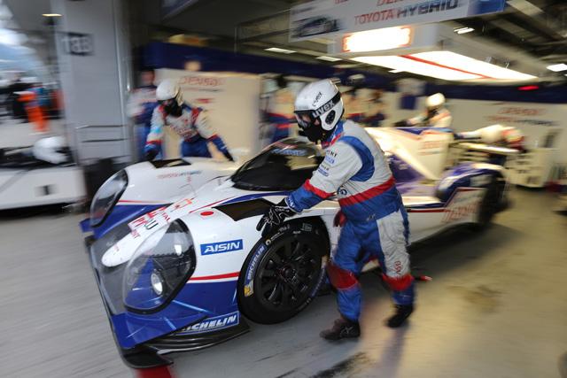 トヨタ、ホームレースの富士に「チーム一丸で臨む」(3)