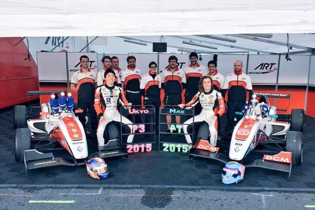 笹原、今季FR2.0 NECをランキング3位で終える(1)