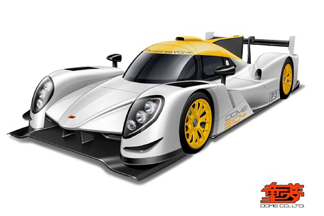 童夢がLMP3クラスの5つ目のコンストラクターに   autosport web