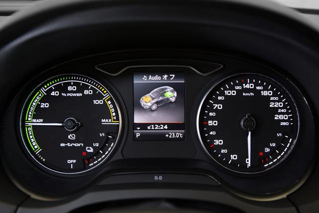 アウディ、新型A3 Sportback e-tronを年内に発売へ(4)