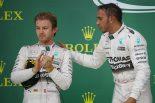 F1   ロズベルグのキャップ騒動、1コーナーの不満も