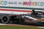 F1 | F1メキシコGP、フリー走行1回目の結果