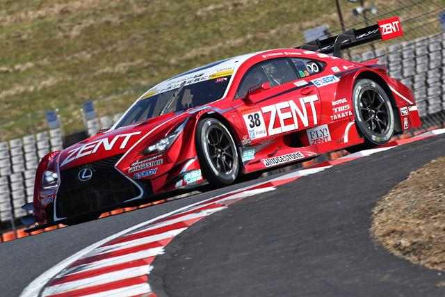 SGT:選手権首位のカルソニックGT-Rが今季初PP(3)