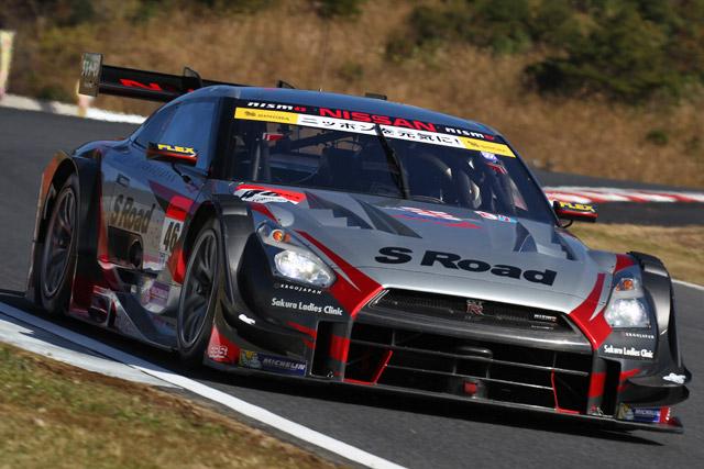 SGT:選手権首位のカルソニックGT-Rが今季初PP