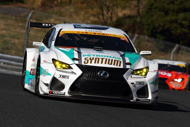 LMcorsa RC F GT3、マシン改善を進めるも予選26位