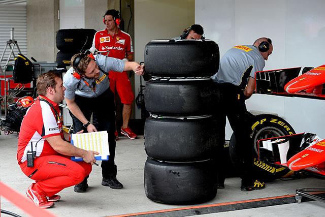 F1第17戦メキシコGP