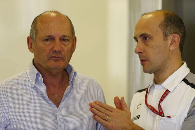 マクラーレン支えた上級エンジニアがメルセデスに移籍(1)
