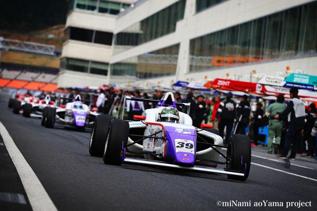 miNami aoYama、APでFIA-F4デビューの小山が完走(4)