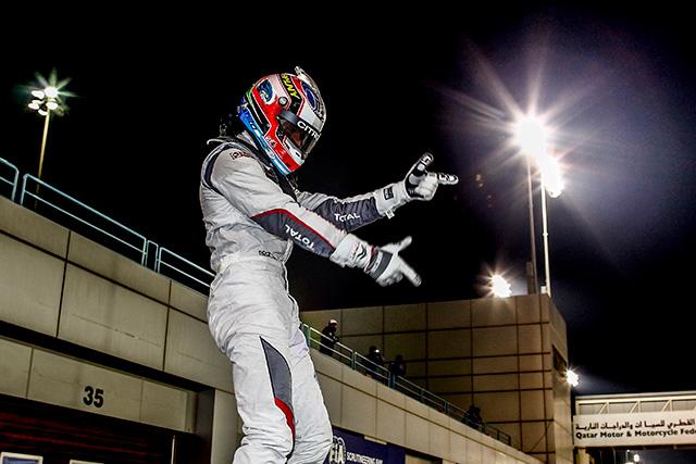WTCCカタール:初ナイトレースは王者ロペスが制す(1)