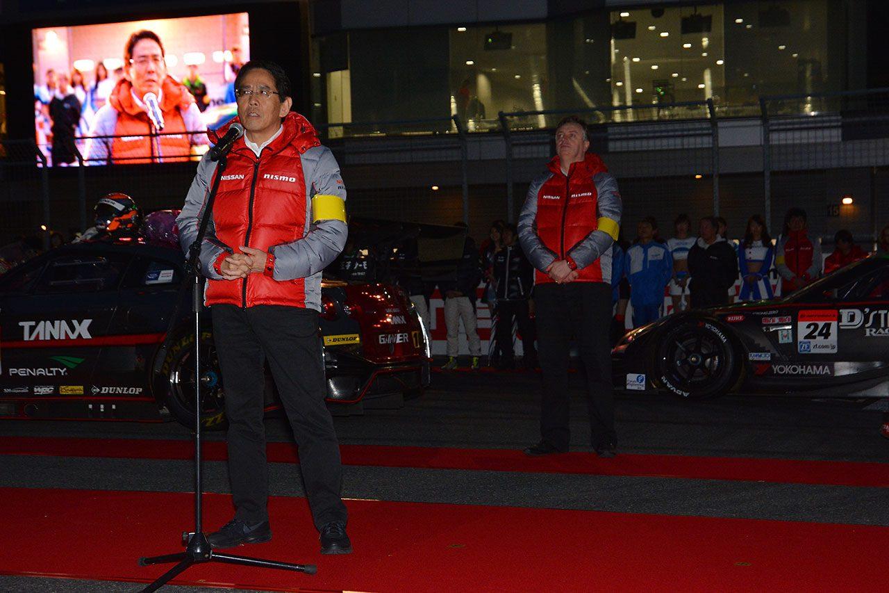 ニスモ宮谷社長、LMP1は「来年はしっかり戦える」(1)