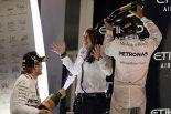 F1 | ニコが戦略を支配、メルセデスはF1史に記録刻む