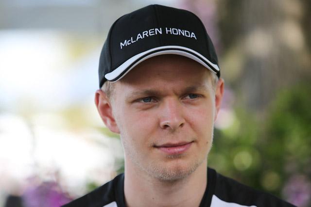 DTM若手ドライバーテストにマグヌッセンも参加(1)