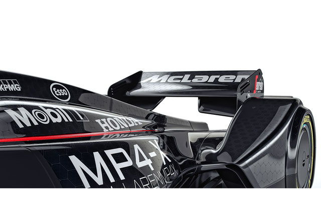 マクラーレン、近未来レースカーのコンセプト公開(2)