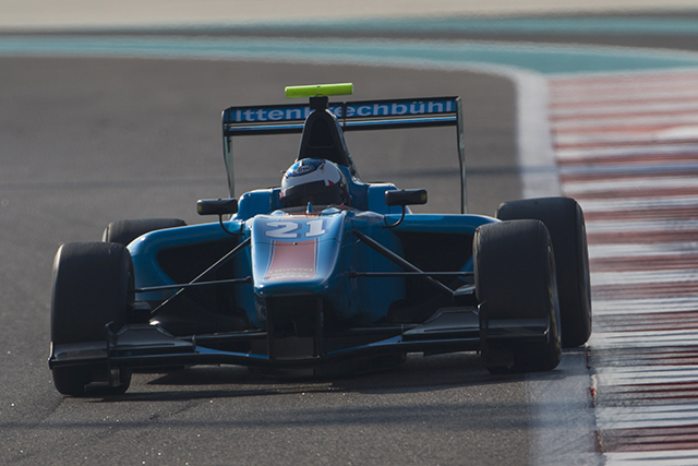 アレジ、息子ジュリアーノの来季GP3参戦認める(1)