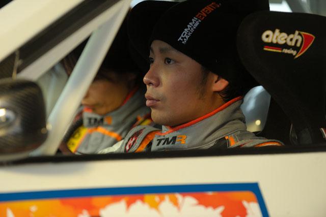 トヨタ、16年ラリー若手ドライバー育成計画公開(1)