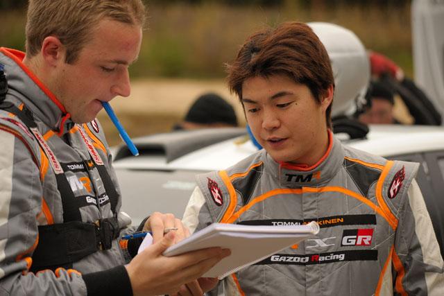 トヨタ、16年ラリー若手ドライバー育成計画公開(2)
