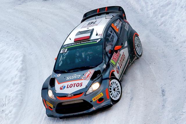 クビカ、16年WRC開幕戦にスポット参戦(1)