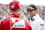 F1 | バトン「フェラーリの改善はホンダにとっても希望」