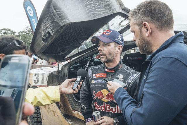 ローブ「16年WRCへスポット参戦を望んでいた」(1)