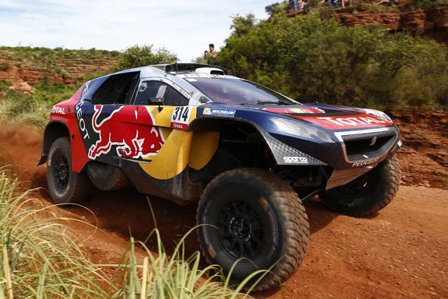 ローブ「16年WRCへスポット参戦を望んでいた」(2)