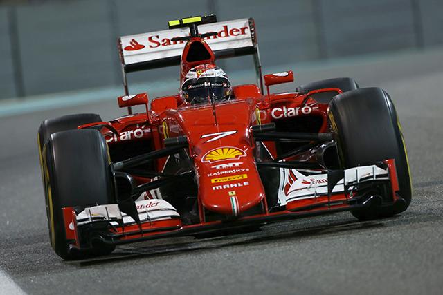 16年型フェラーリ、サスペンションを大幅に再設計(1)