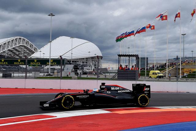 ロシアGPのタイヤ選択&義務タイヤが発表(1)