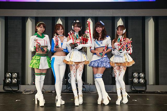 PONOS日本RQ大賞2015:人気No.1のグランプリ発表(1)