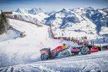 F1   【動画】F1マシンがスキーの雪上コースを疾走