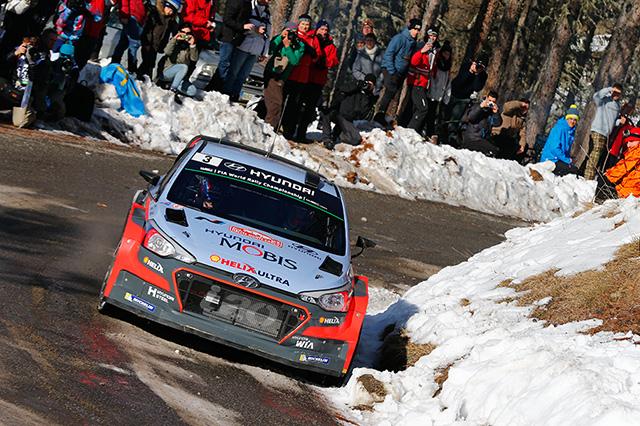 「新車i20 WRCの評価は第4戦で」とヒュンダイ代表(1)
