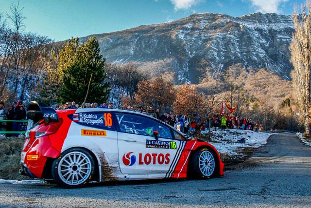 クビカ、WRC第2戦へのエントリーを取り消し(1)